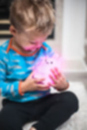 child lamp Amazon Product Photography