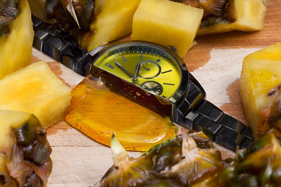 Photoshop watch commercial photography