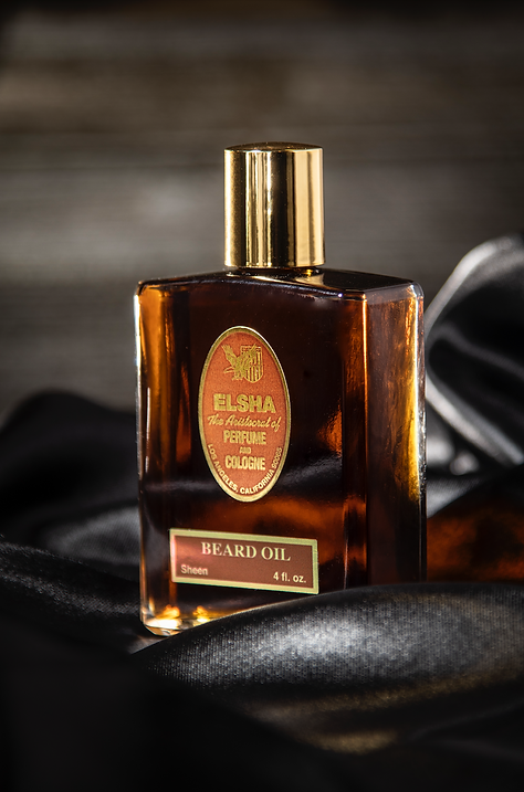 dark moody product photography of cologne bottle