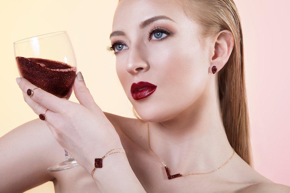 classy fine jewelry photography