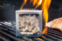 smoke grill Amazon Product Photography