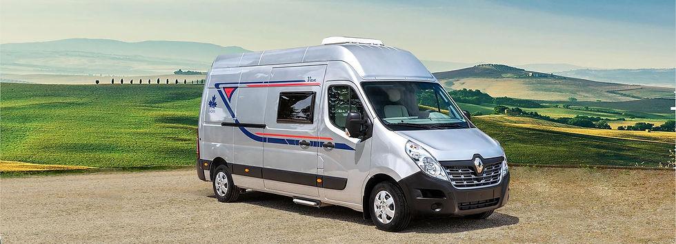 Renault Reisemobil Ahorn Camp