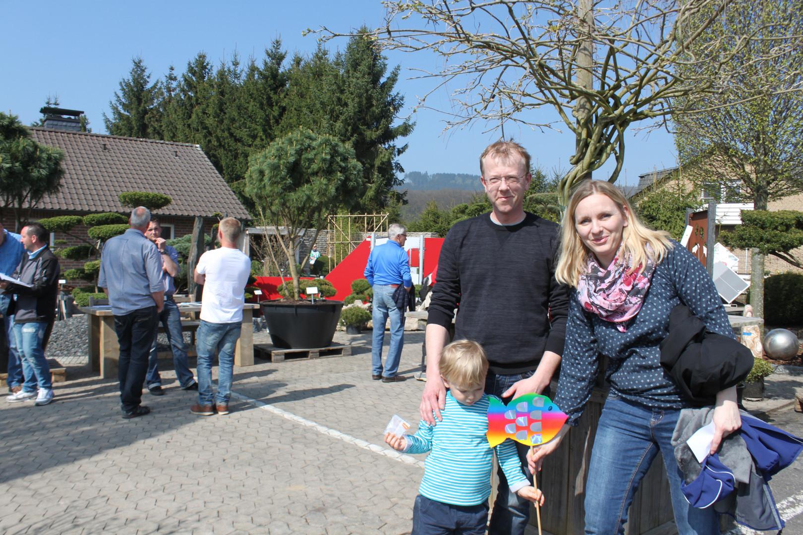 Stein-Garten-Design Familie Dreckmeierwe