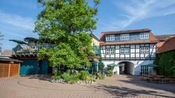 Hotel Am Anger Innenhof