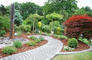 Stein Garten Design E K Gartengestaltung In Hullhorst