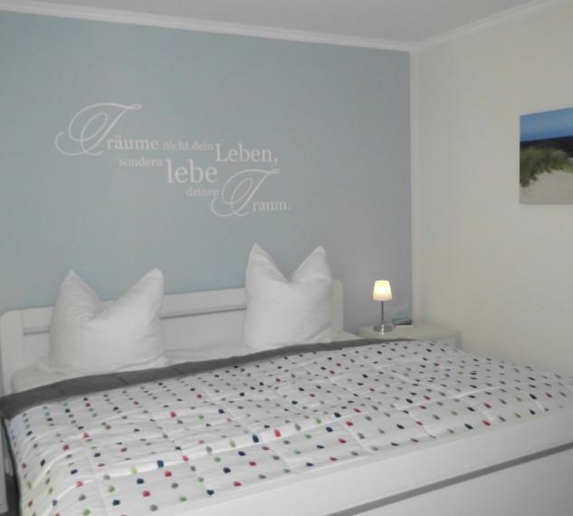 Ihr Schlafzimmer für den Urlaub