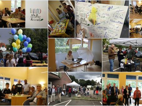 1. internationales Sommerfest in Hüllhorst war ein großer Erfolg