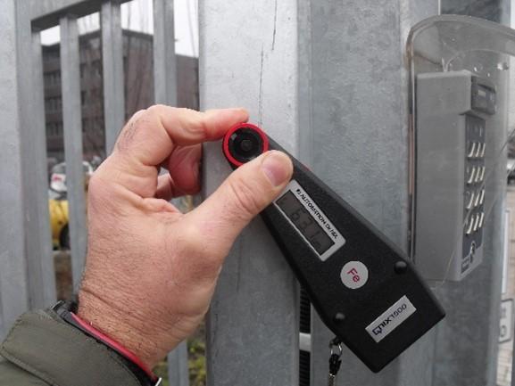 Messung eines Zinküberzugs nach der Feuerverzinkung