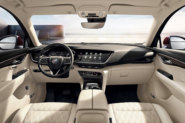 2021-Buick-Envision-S-Avenir-China-Inter
