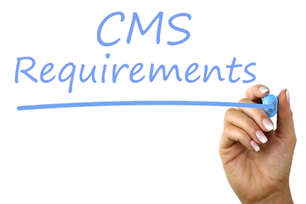 cms requirements