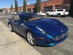Clients Vehicle Blue