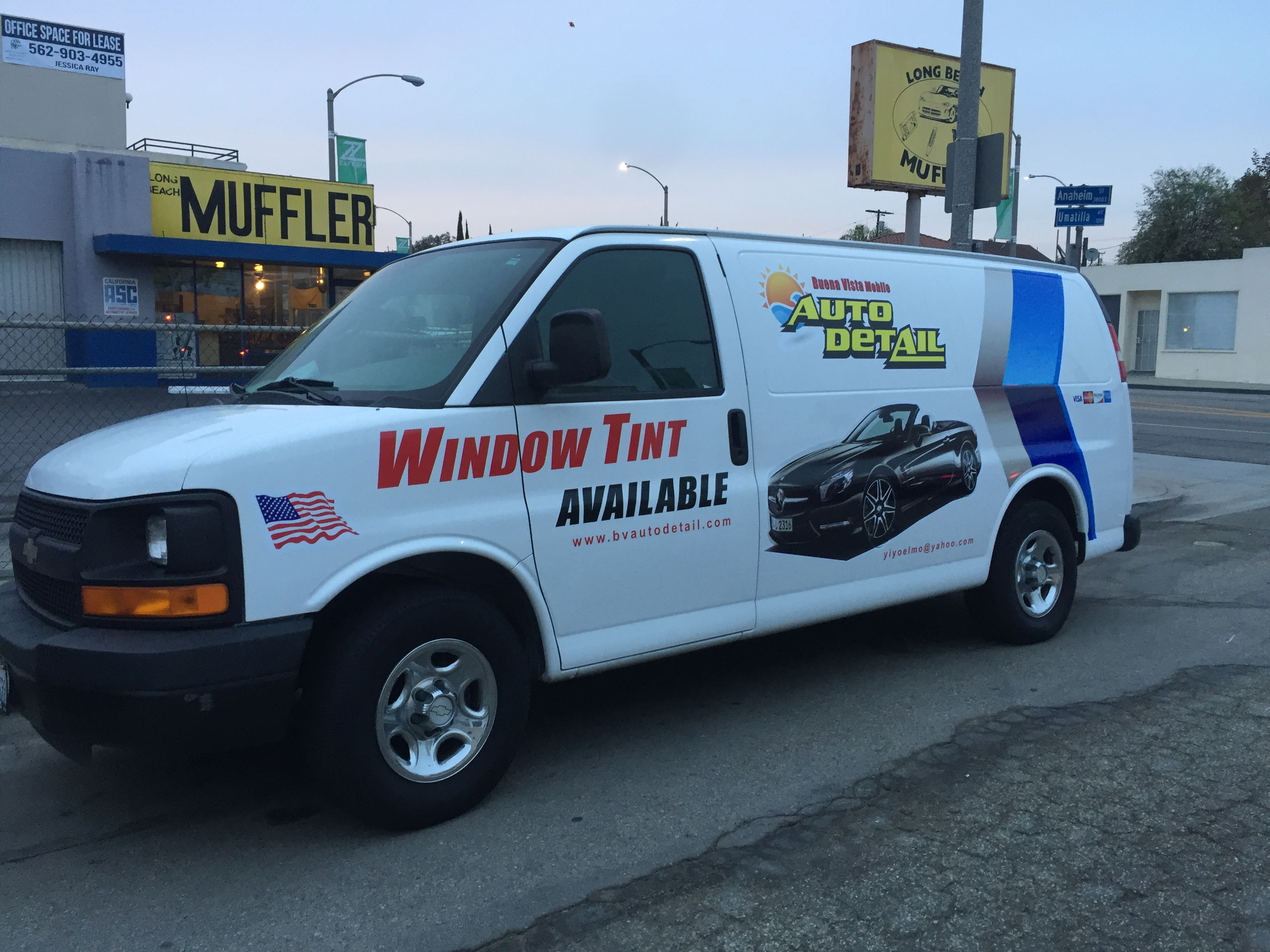 Window Tint Available