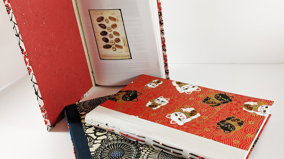 Long Stitch Hard Cover Journal