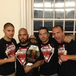 Amateur Champion Mario Gonzalez