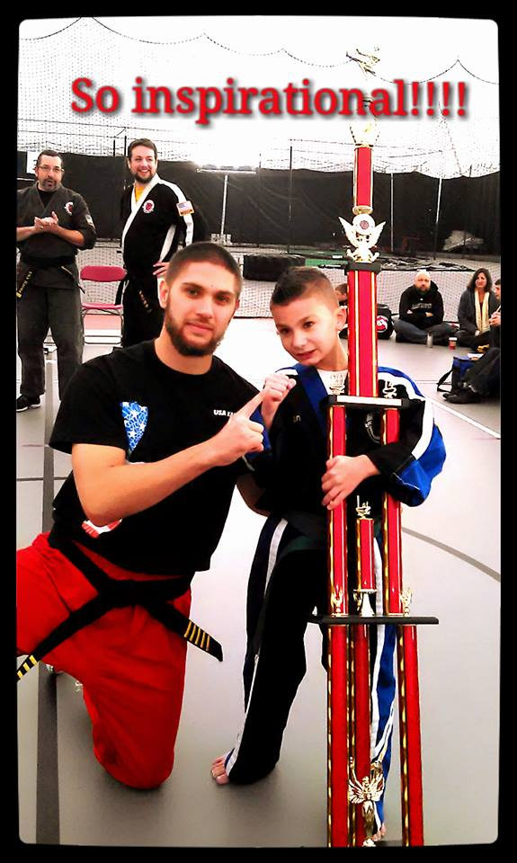 Shihan and Dylan