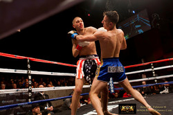 Shihan Tom Lion Fight