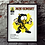 Thumbnail: Mojo Kombat Print (Scorpion)