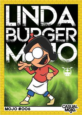 Linda Burger Mojo