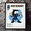 Thumbnail: Mojo Kombat Print (Sub-Zero)
