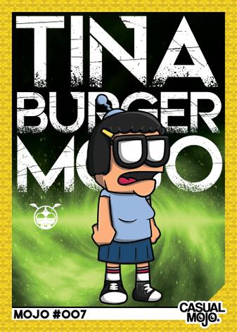 Tina Burger Mojo
