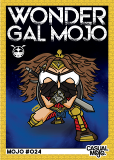 Wonder Gal Mojo