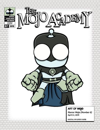 Horror Mojo (#6) Print