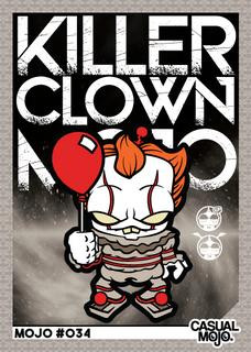 Killer Clown Mojo Billy