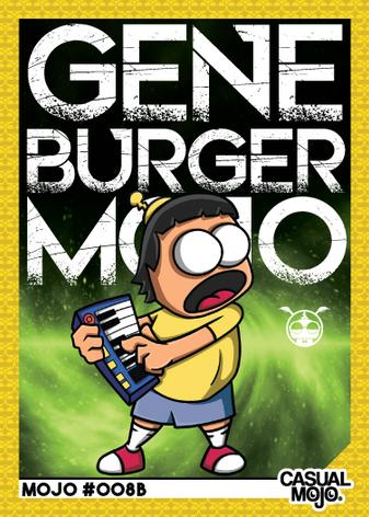 Gene Burger Mojo