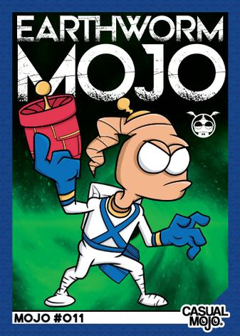 Earthworm Mojo