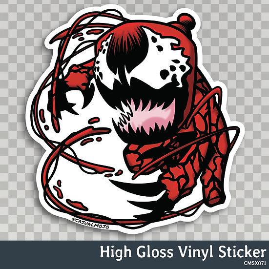 Maximum Mojo Sticker
