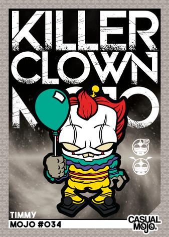 Killer Clown Timmy