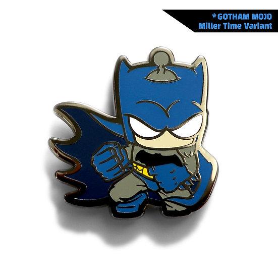 Gotham Mojo Pin Miller Time