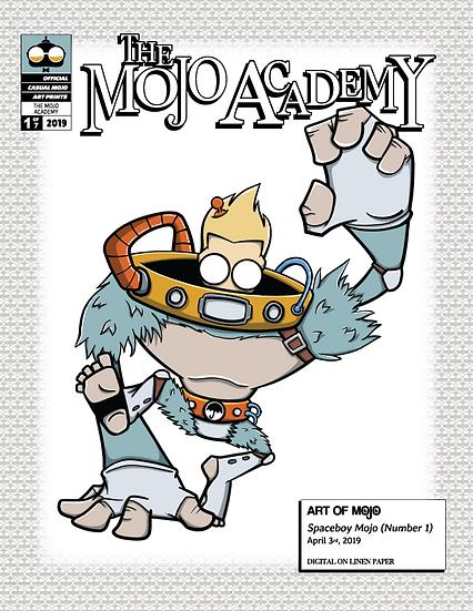 Spaceboy Mojo (#1) Print