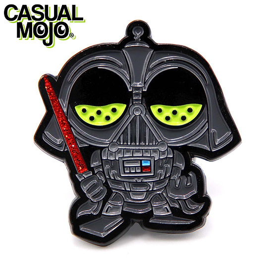 Darth Mojo Pin