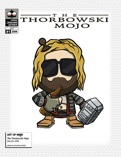 Thorbowski Mojo Print