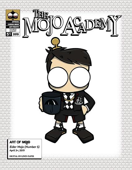Elder Mojo (#5) Print