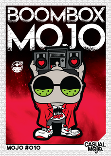 Boombox Mojo