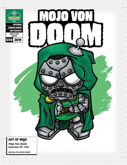 Mojo Von Doom Print