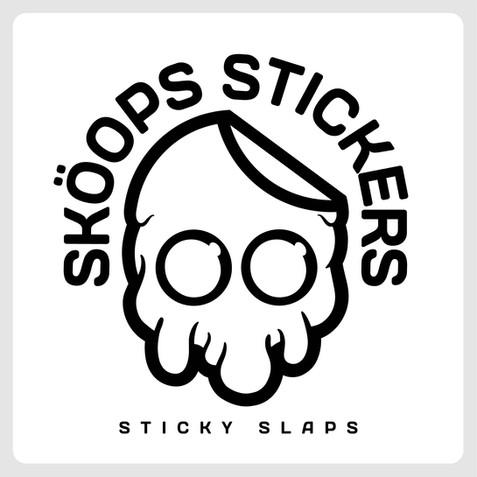 Sköops Stickers
