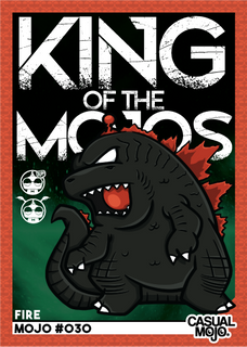 King Of The Mojos Fire