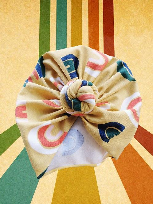 Groovy Rainbow (coton bio)