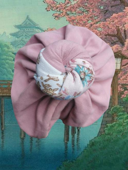 Japenese Tea Gardens (coton jersey gratté bio)