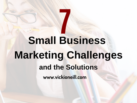 7 Marketing Challenges of Small Businesses