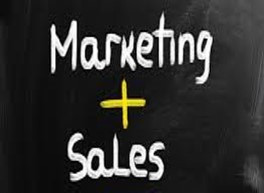 Marketing 1 : Sales 1