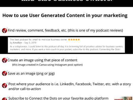 How To Use User Generated Content in Your Marketing