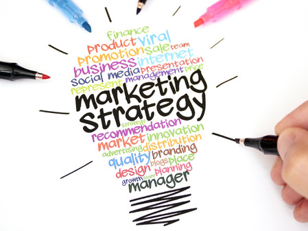 8 Steps to a Strong Marketing Strategy