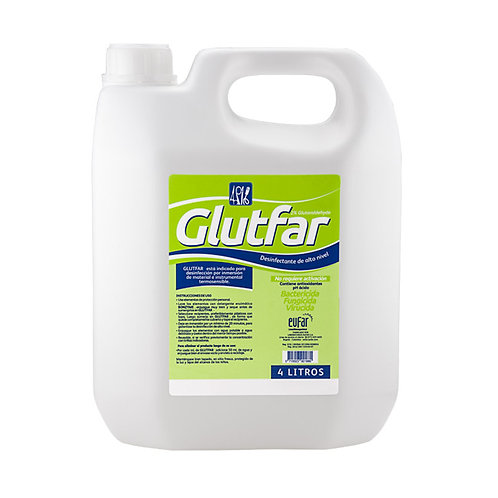 GLUTFAR® PH ÁCIDO 4 Litros