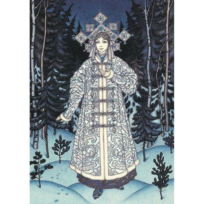 Снегурочка Б.Зворыгина