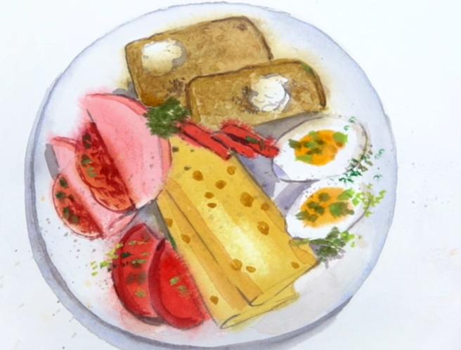 Тарелка с завтраком.png