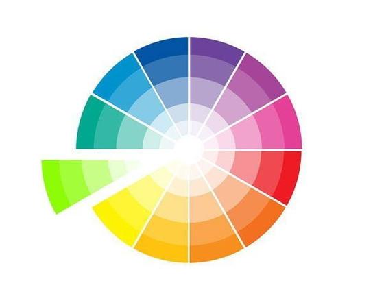 Нюансы на цветовом круге